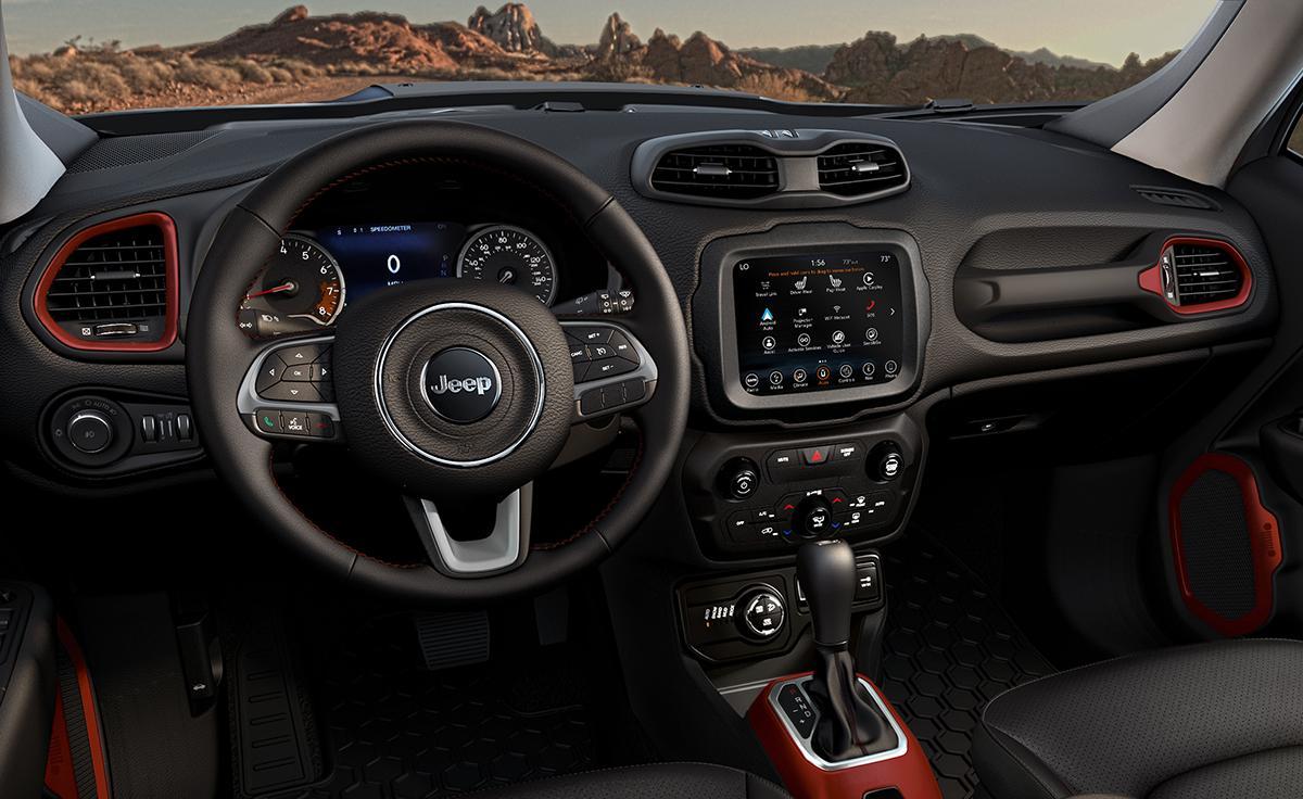 F1ad Jeep Renegade Longitude Model 2020 Magic Tours