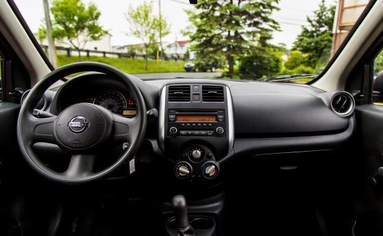 (B1) Nissan Micra Models 2016 - 2017