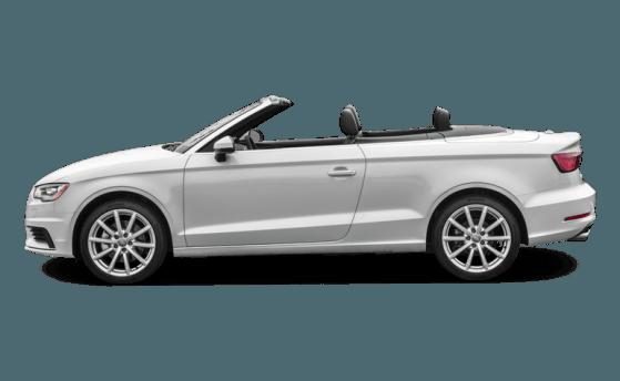(HaLUX) Audi A3 Aut. Cabrio  Model 2017-18