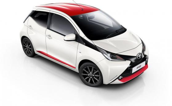 (Aa) Toyota Aygo 2019 Models Automatic