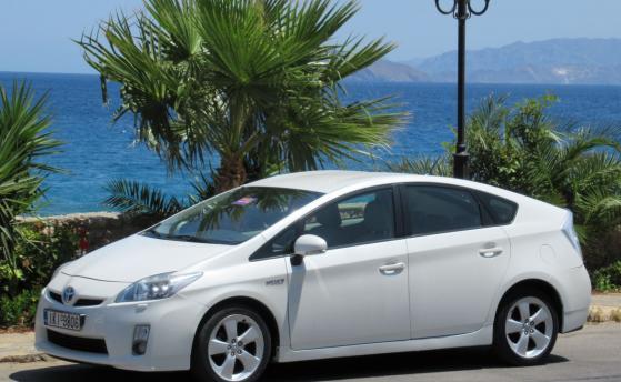 Eah Toyota Prius Aut. Full Extra Model 2014