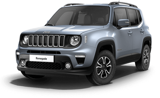 F1ad Jeep Renegade Longitude Model 2020