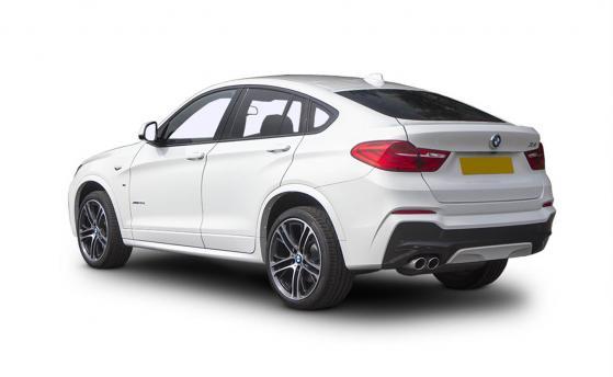 (F2adLUX) BMW X4 Diesel Automatic