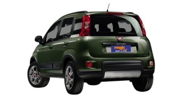 (B 4x4) Fiat Panda Twin Turbo 4x4 Models 2016-2018