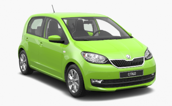 (A1) Skoda Citigo Models 2018 - 2019