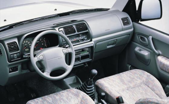 (F) Suzuki Jimny 4x4 Cabrio Model 2007-08