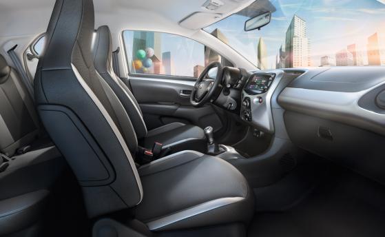 (A1) Toyota Aygo Models 2018 - 2019