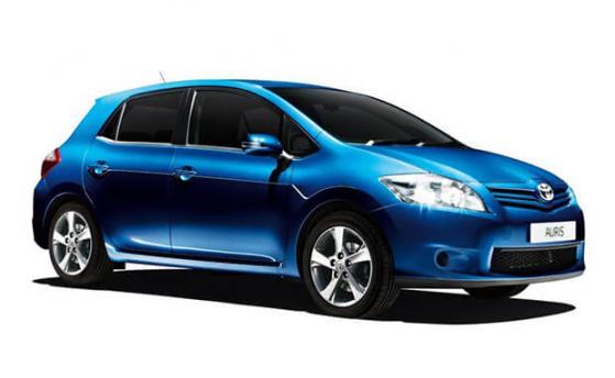 (Dah) Toyota Auris Aut. Hybrid  Model 12