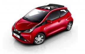 Ga Toyota Aygo Open Top Aut. Model 2019-20