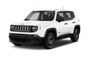 (FdLUX) Jeep Renegade Longitude Models 2021