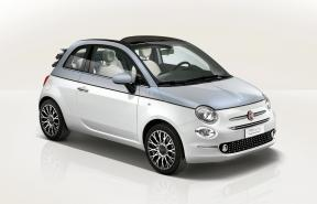 (H) Fiat 500c Cabrio Hybrid Models 2021