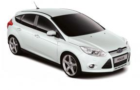 (D1d) Ford Focus Diesel Full Extra Models 2014