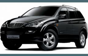 Fa SsangYong Kyron Aut. Diesel Model 2014