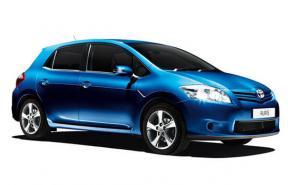 (Dah) Toyota Auris Hybrid Automatic