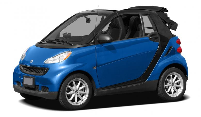 (Had) Smart ForTwo Cabriolet Diesel