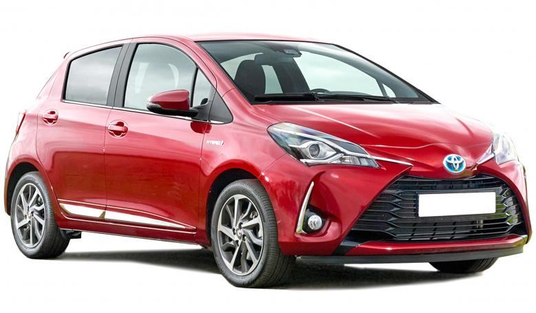 C1a Toyota Yaris 1.5L  Autom. Model 2019