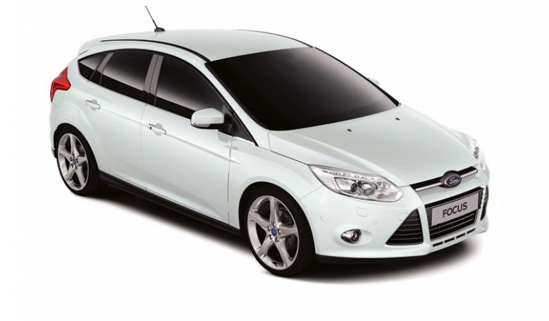 (D1d) Ford Focus Diesel Models 2014