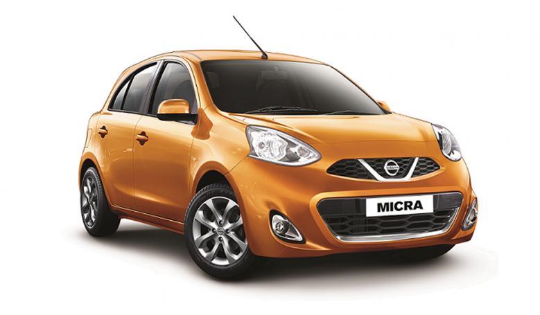 (C) Nissan Micra Models 2016 - 2017