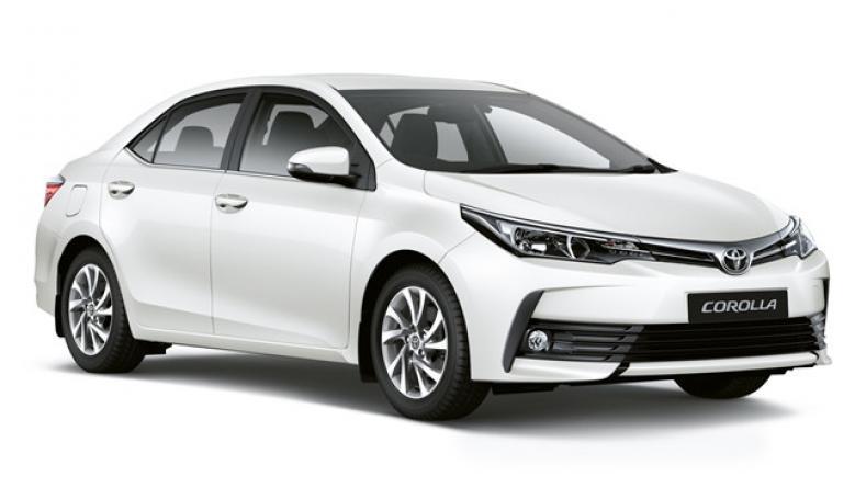 (E) Toyota Corolla
