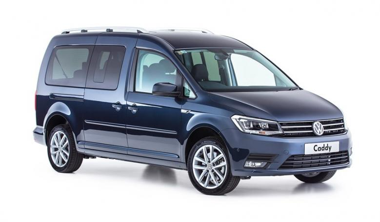 G1 VW Caddy Maxi Long ModelS 2014-2015